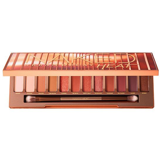 Paleta De Sombra Naked Heat - Urban Decay