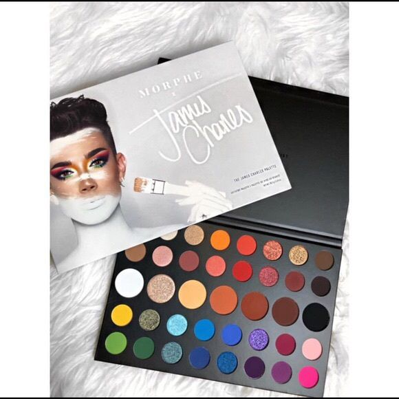paleta Morphe James Charles