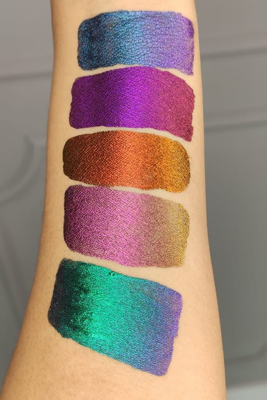 Pigmento Camaleão - Larina MakeUp MultiCromático Monocromatico