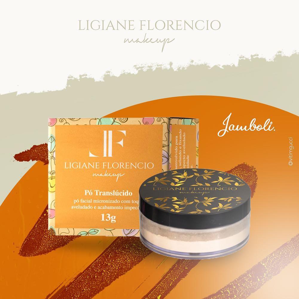 PÓ TRANSLUCIDO 13g - LIGIANE FLORENCIO