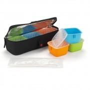 Conjunto de Potes em Embalagem Térmica Clix Mealtime - Skip Hop