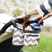 Stroller Organizer (On the Go)  Chevron - Skip Hop