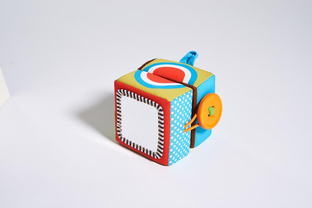 Cubo Mágico de Atividades - Tiny Love