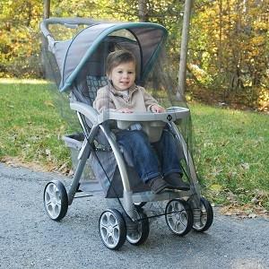 Mosquiteiro para Carrinho de Bebê - Safety 1st