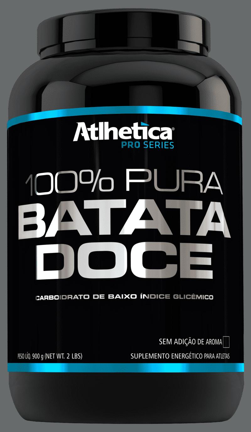 100% Batata Doce 900G