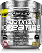 PLATINUM 100% CREATINA MICRONIZED 400G