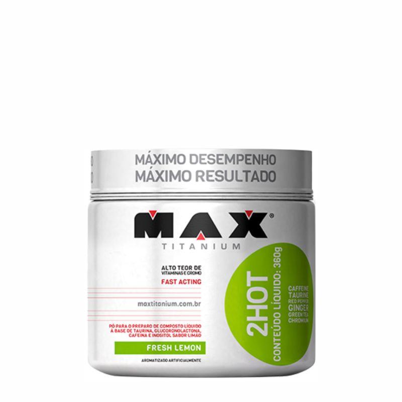 2Hot (360G) Max Titanium