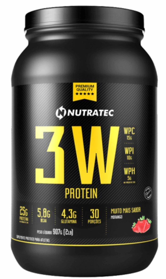 3W Protein 907g