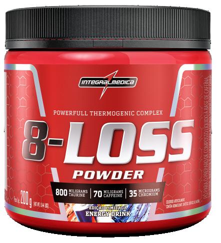 8-Loss Powder 200g