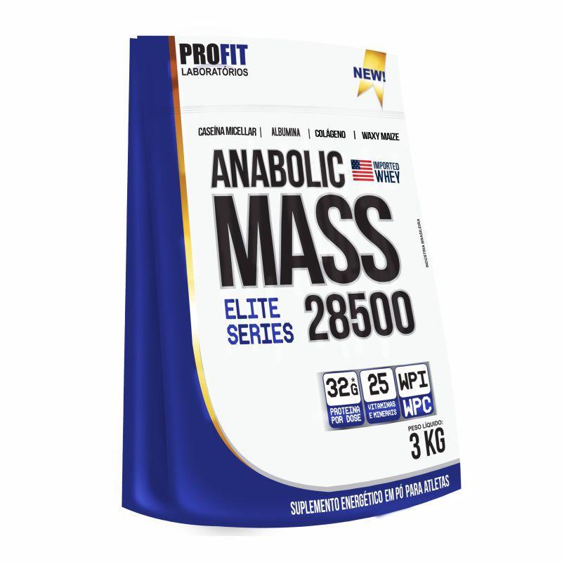 Anabolic Mass 28500 (3Kg) Profit Labs