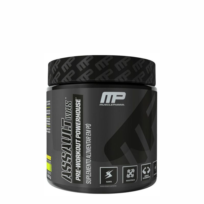 Assault Black Pre-Workout (300G) Muscle Pharm