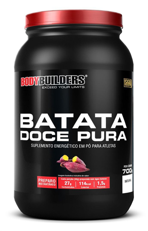 BATATA DOCE BODYBUILDERS 700G