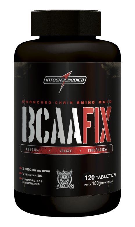 BCAA Fix (120 Caps)