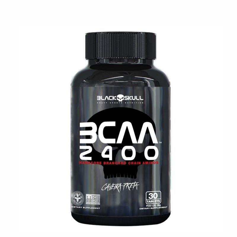 BCAA 2400® da Black Skull USA™