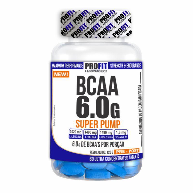 BCAA 6.0 Super Pump ProFit Labs