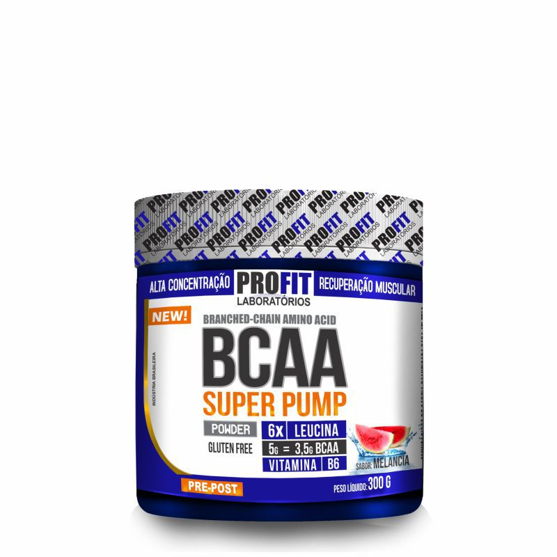 Bcaa 6:1:1 Super Pump Powder (300G) Profit Labs