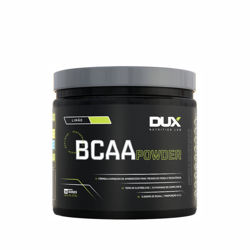 Bcaa Powder (200g) Dux® Nutrition