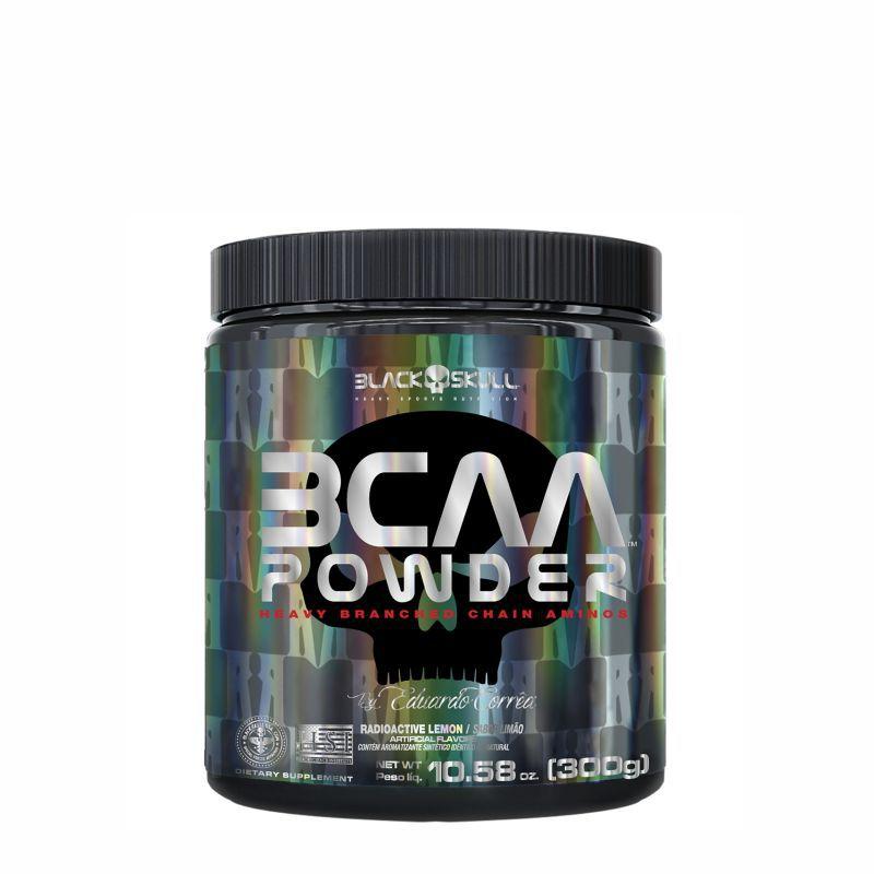 BCAA Powder® Black Skull USA™