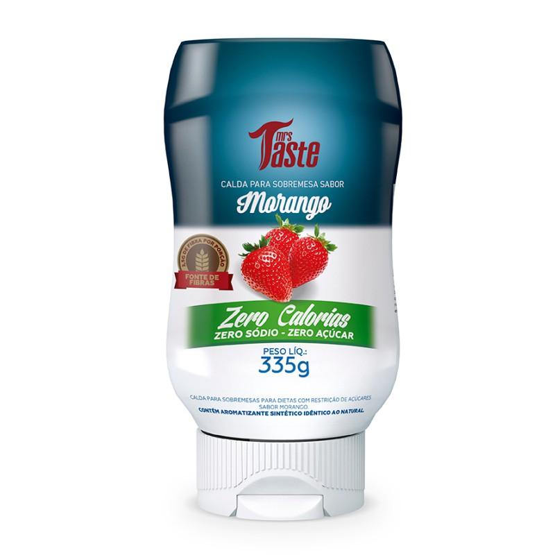 Calda Para Sobremesas (335G) Mrs Taste