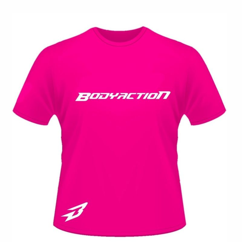 Camiseta Dri-Fit Bodyaction