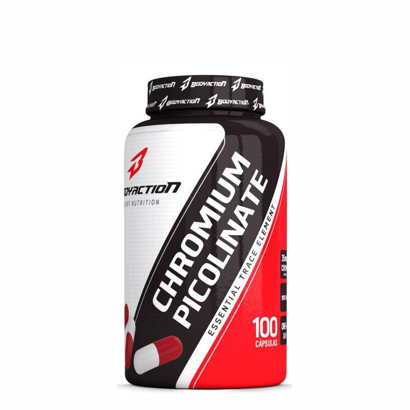 Chromium Picolinate (100 Caps) Bodyaction