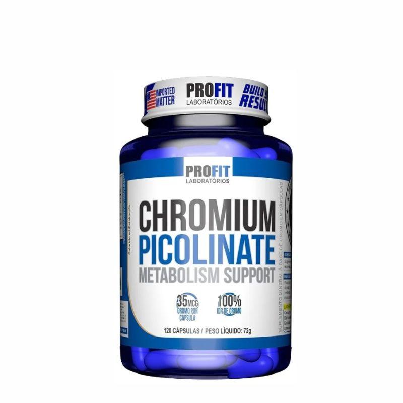 Chromium Picolinate (Cápsulas) ProFit