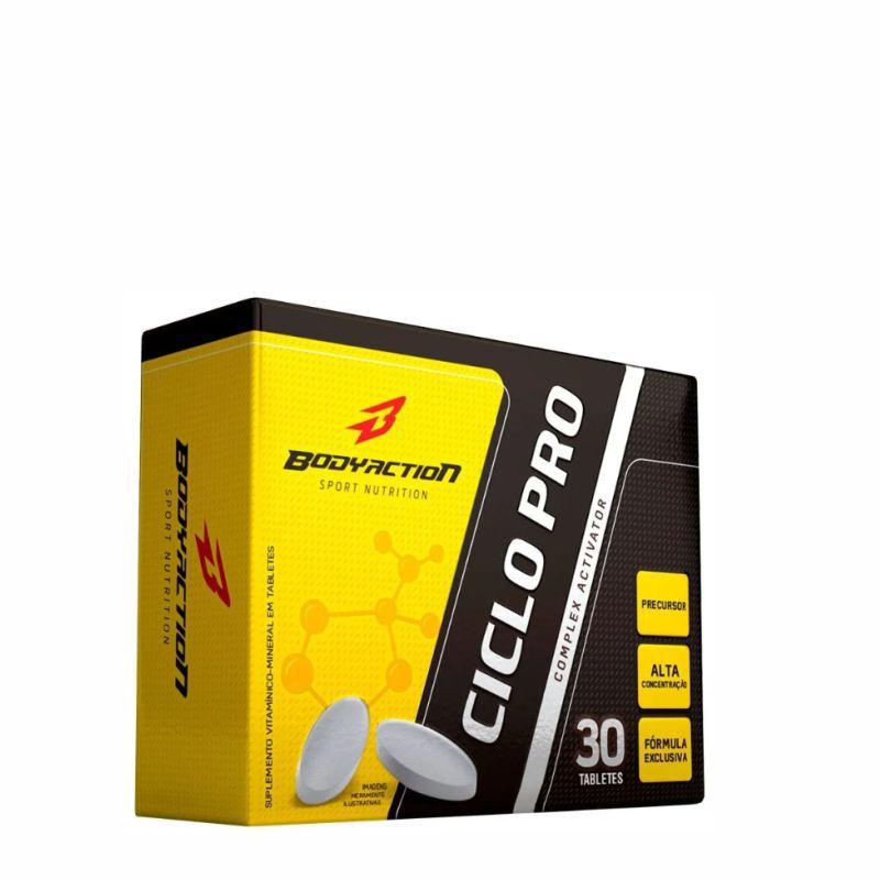 Ciclo Pro Precursor (30 Cápsulas) BodyAction