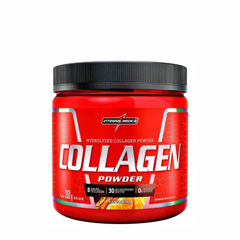 Collagen Powder Colágeno Hidrolisado (300G) Integralmedica