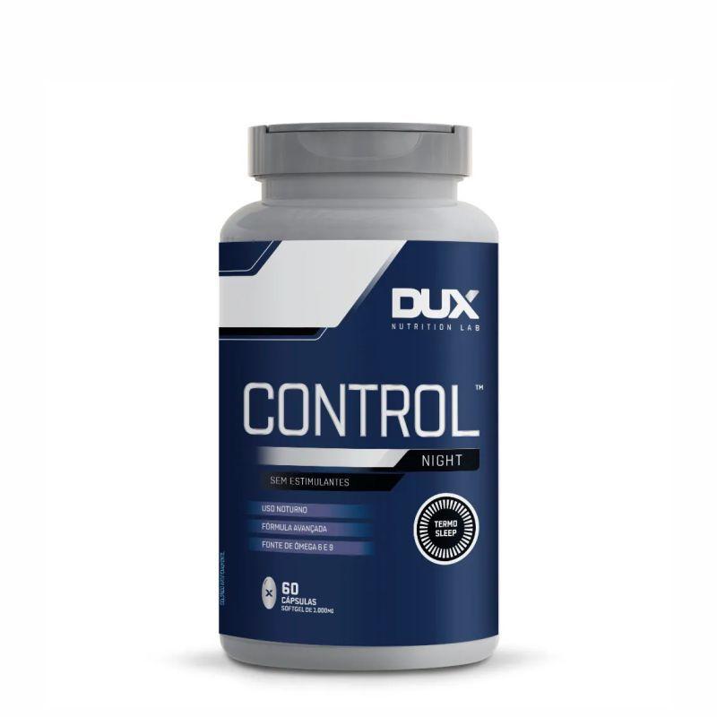Control Night (60 Caps) Dux Nutrition