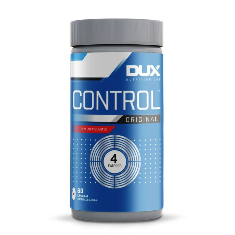 Control Original (60 Caps) Dux Nutrition