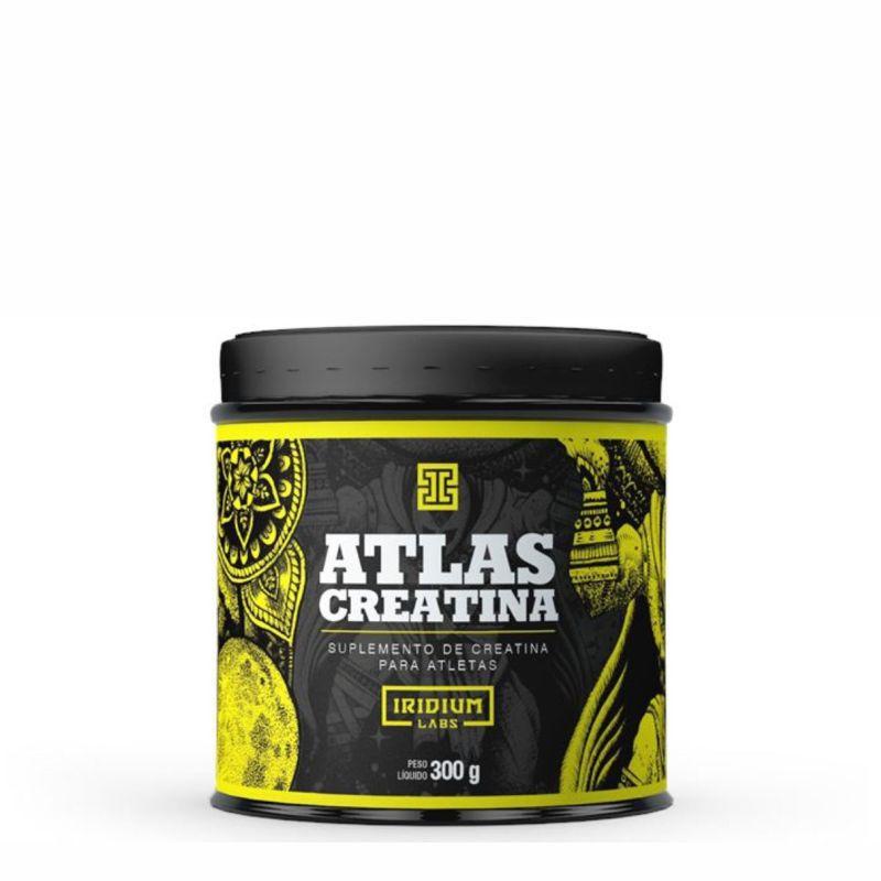 Creatina Atlas (300G) Iridium Labs