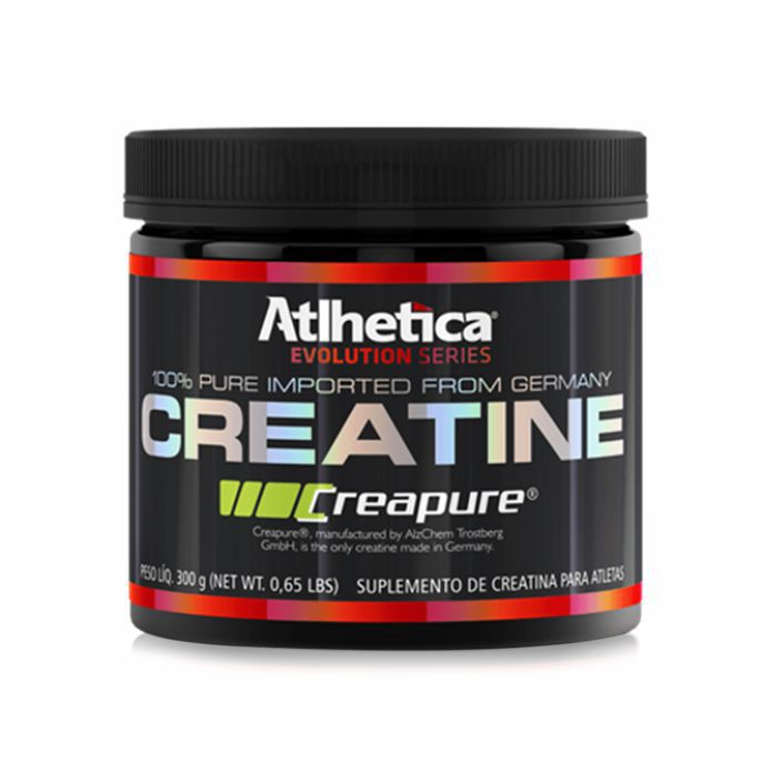 Creatina Creapure  Atlhetica Evolution 300g