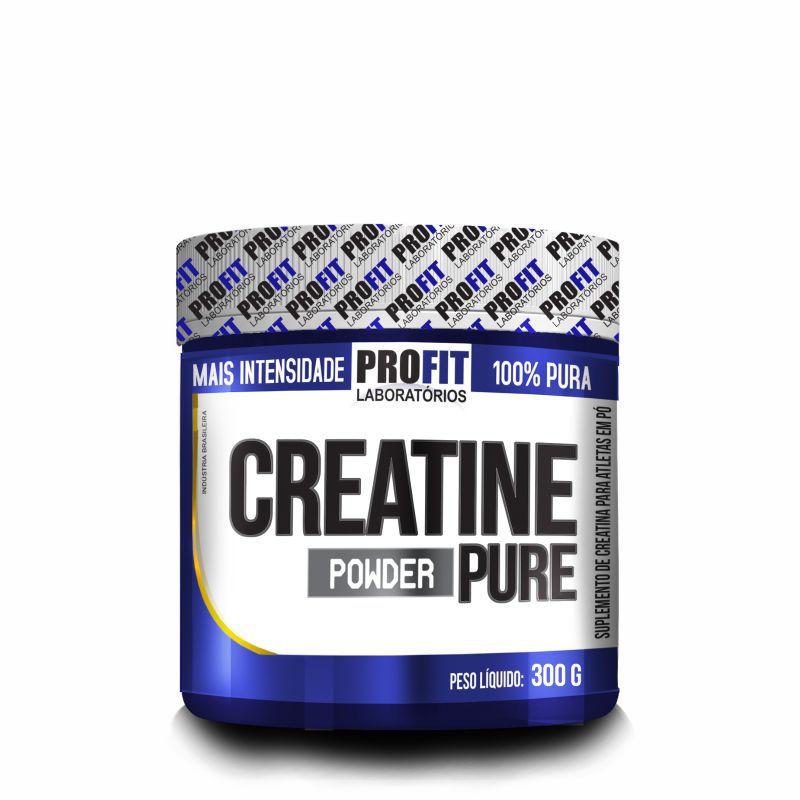 Creatina Pure Powder Profit Labs
