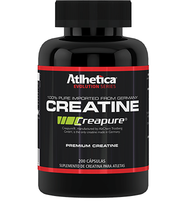 CREATINE CREAPURE EVOLUTION SERIES – 200 CÁPSULAS