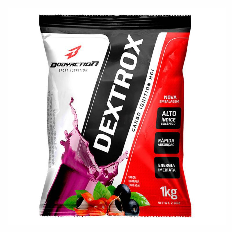 Dextrox Dextrose Carbo Ignition HGI (1Kg) BodyAction