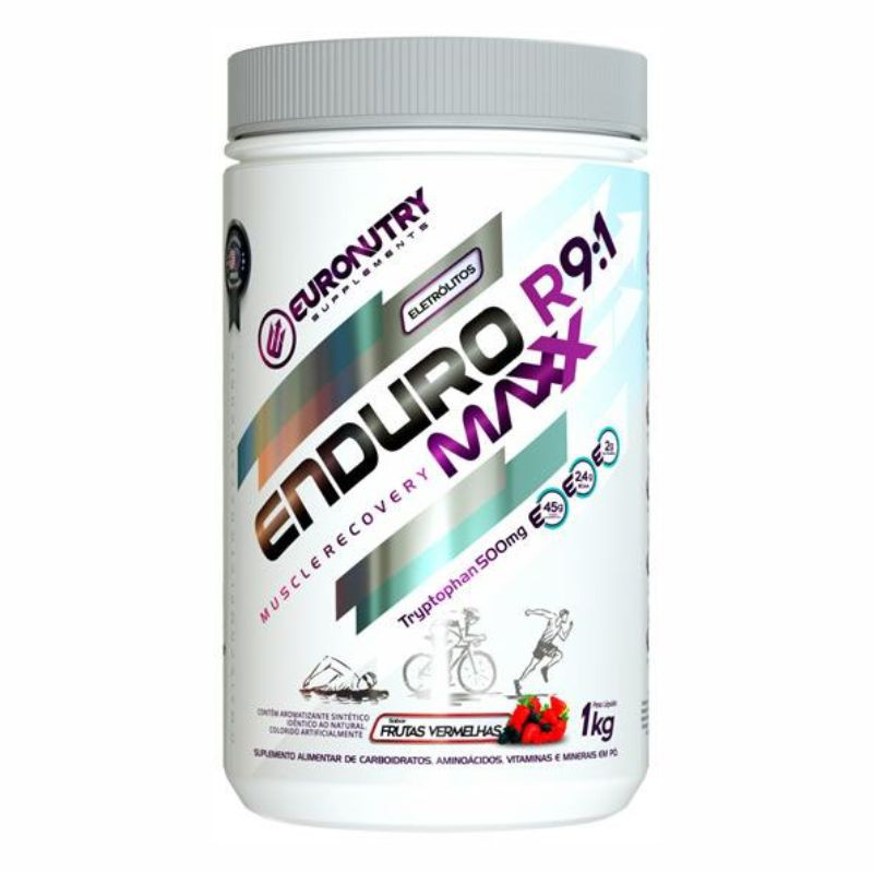 EnduroMaxx R9:1 Muscle Recovery (1KG) Euronutry Supplements