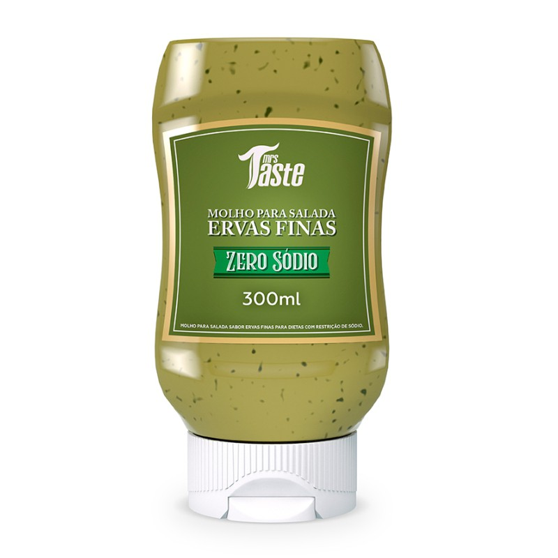 Molho Ervas Finas (300G) Mrs Taste