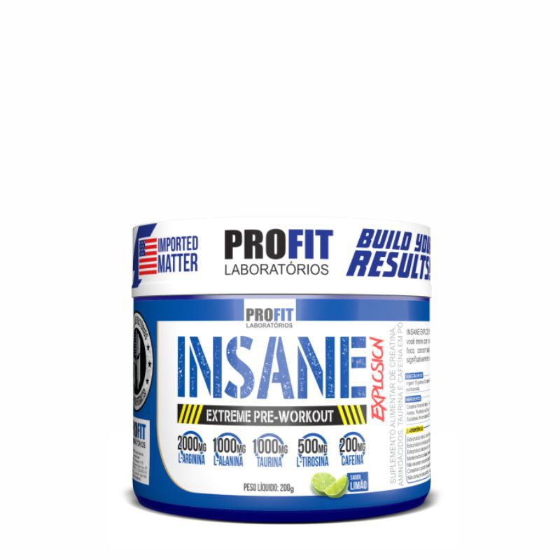 Extreme Pre-Workout Isano Explosion (200G) Profit Labs