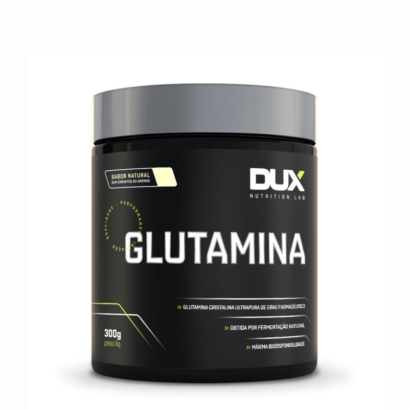 Glutamina (300g) Dux Nutrition