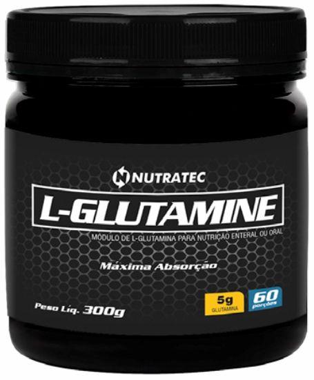 Glutamina-L Grutamine 300g