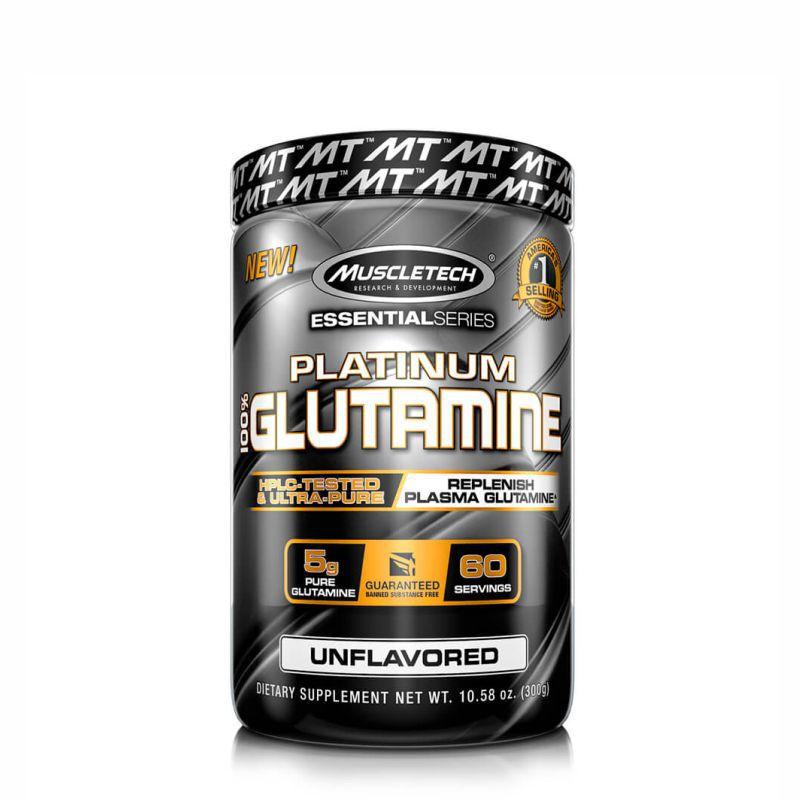 Glutamina Platinum Muscleteck