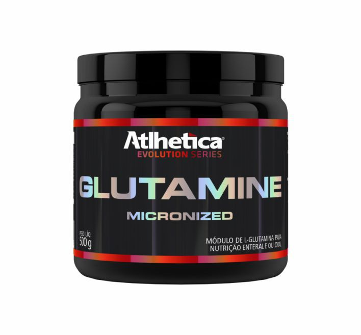 GLUTAMINE MICRONIZED – 500G