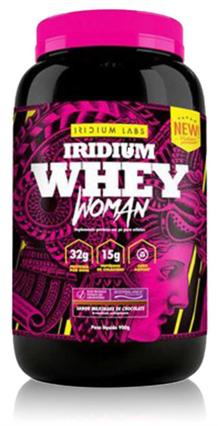 iridium Whey Woman 900g