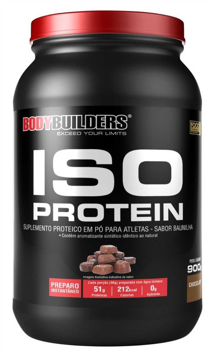 ISO Protein 900g  BodyBuilders
