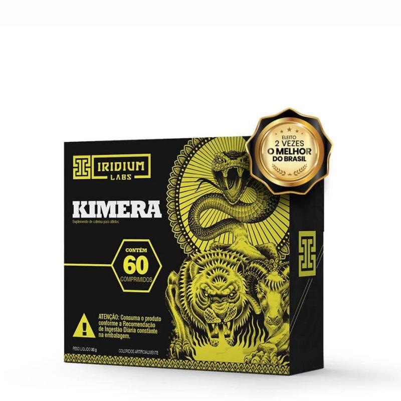 Kimera (60 Cápsulas) Iridium Labs