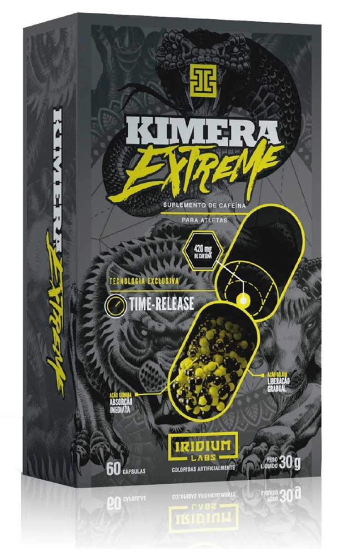 Kimera Extreme 60 Capsulas