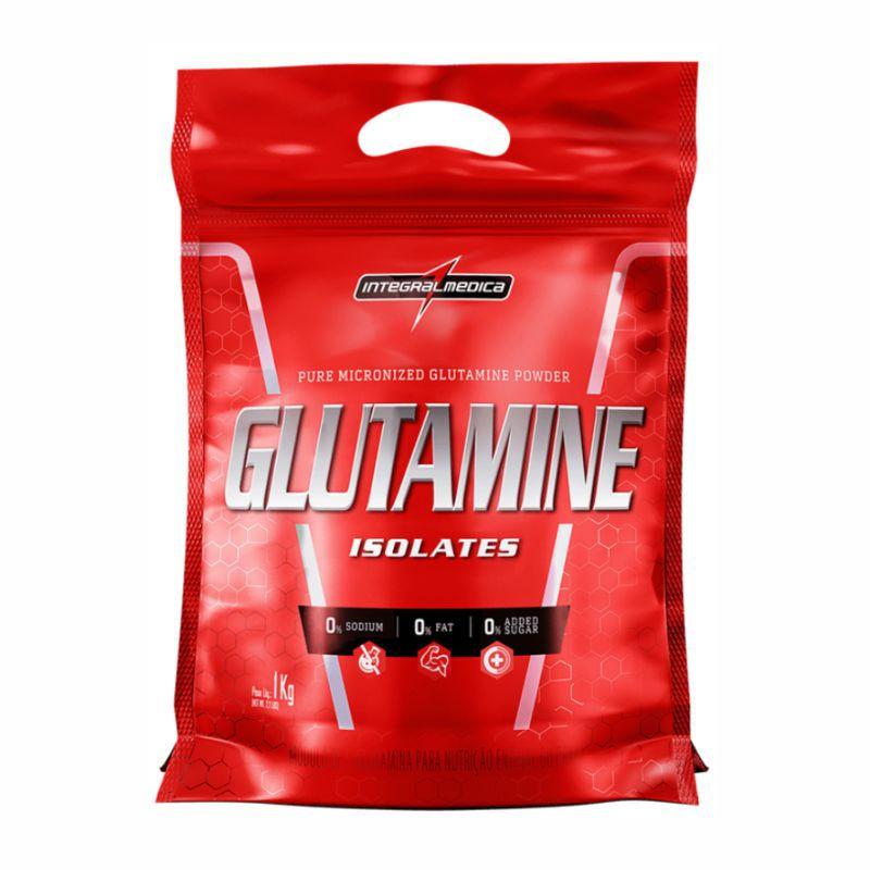 L-Glutamina Refil  (1KG) Integralmedica