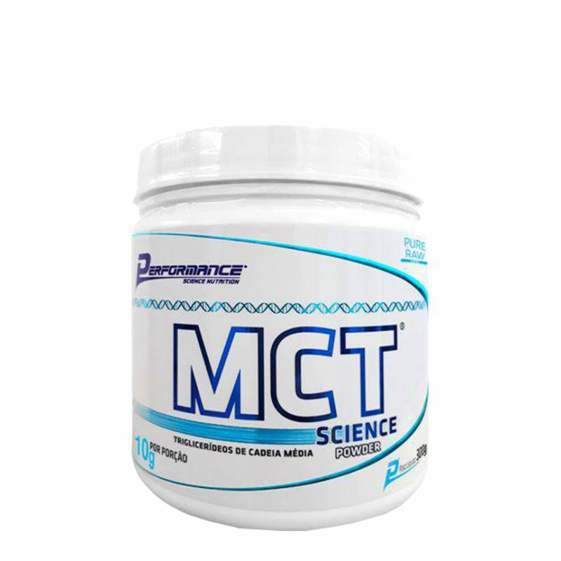 MCT Science Powder® (300G) Performance Science Nutrition