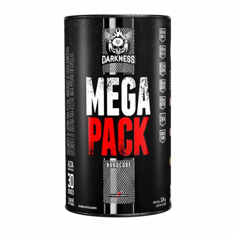 Mega Pack Hardcore (30 Packs) Darkness