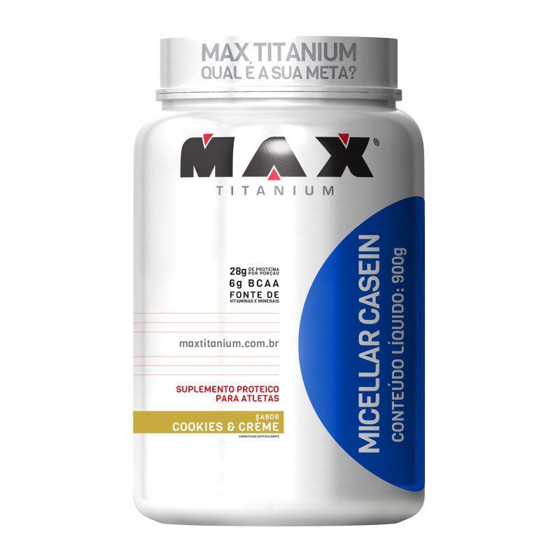 Micellar Caseína (900g)  Max Titanium